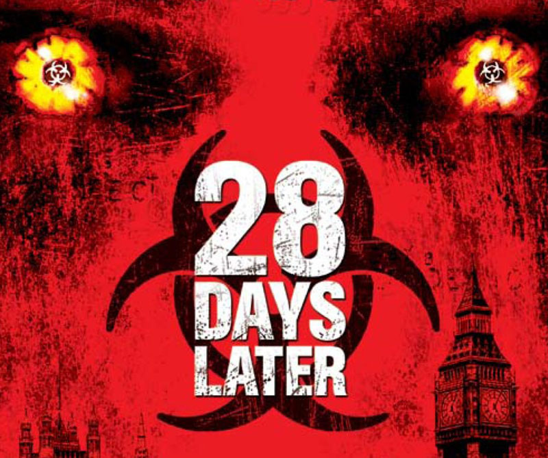 28 Days Later 2002 Horror Movie