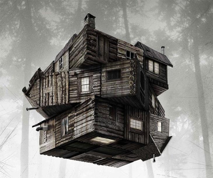 Cabin in the Woods (2012) | Top 13 Halloween Horror Movies