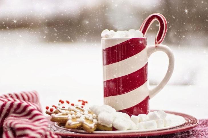 Hot Chocolate Kit DIY Christmas Gifts