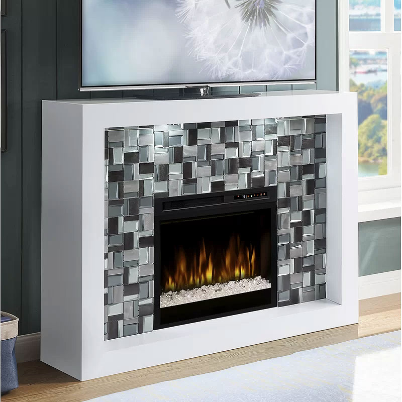 Constance Recessed Fireplace