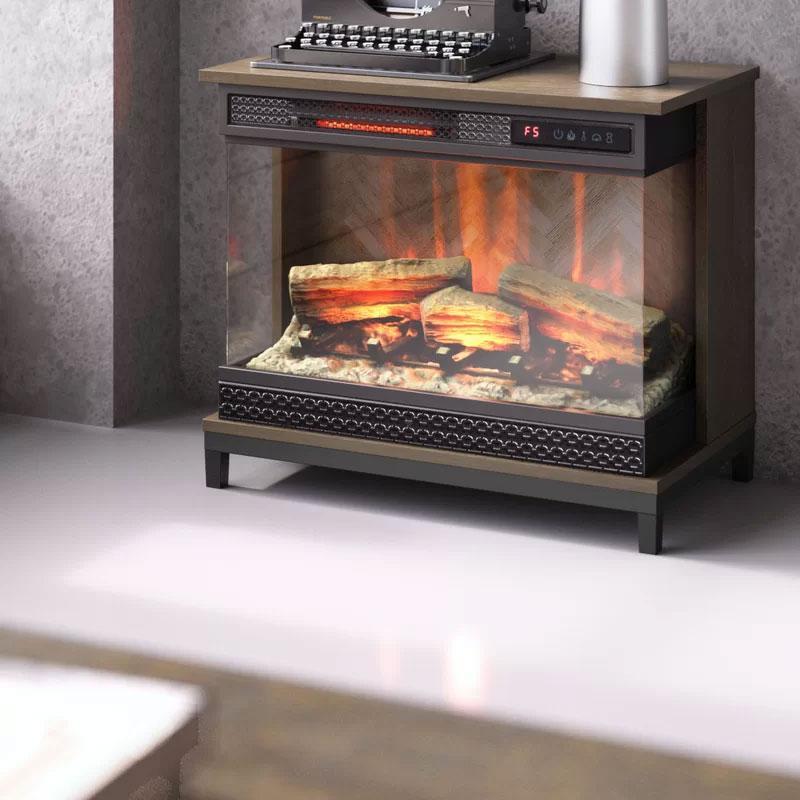 Danyell Fireplace