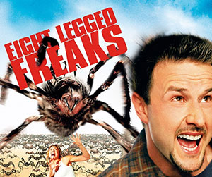 Eight Legged Freaks Halloween Horror Movie
