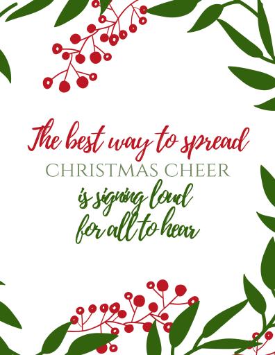 Elf Christmas Quote
