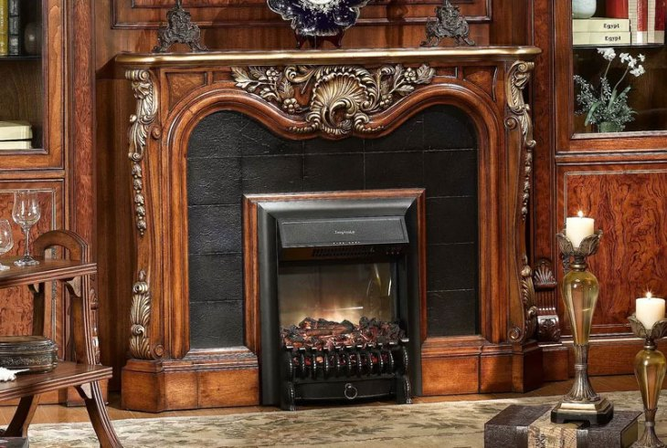 Louis Fireplace Surround