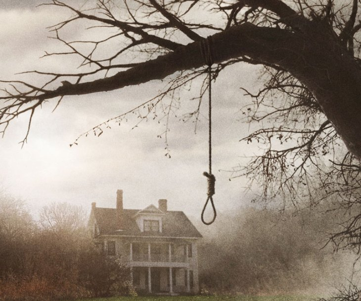 The Conjuring (2013) | Top 13 Halloween Horror Movies