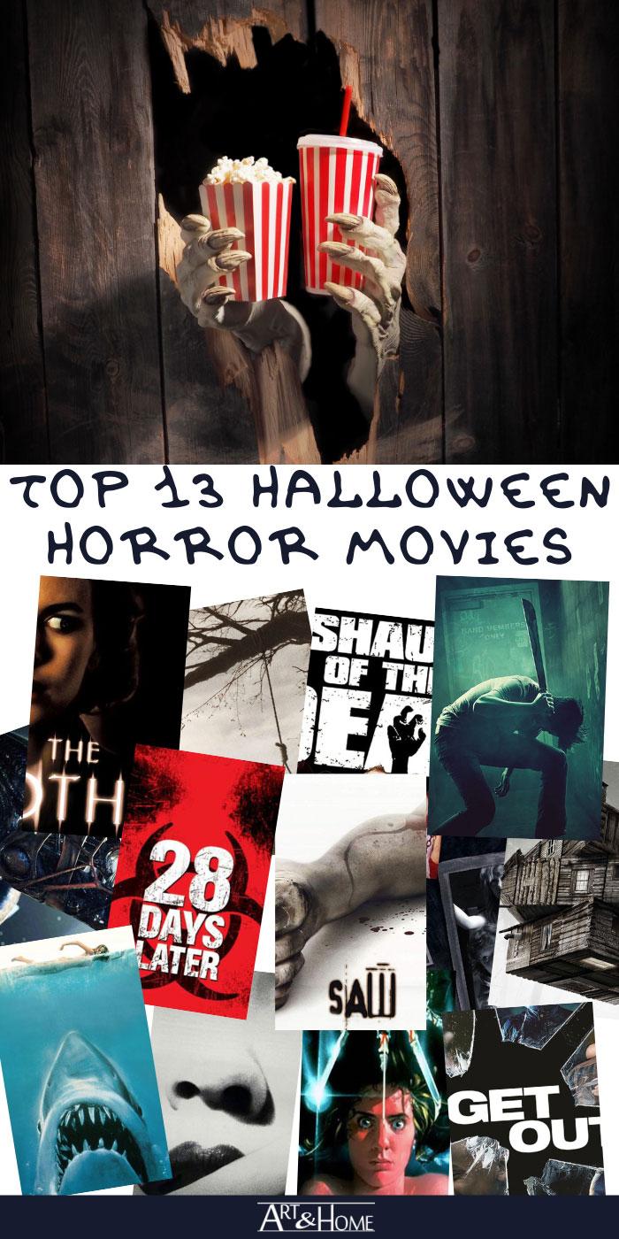 Top 13 Halloween Horror Movies