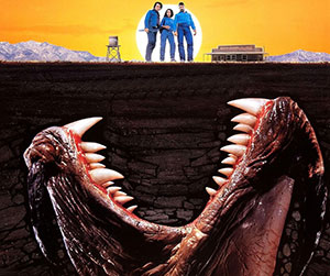 Tremors Halloween Horror Movie