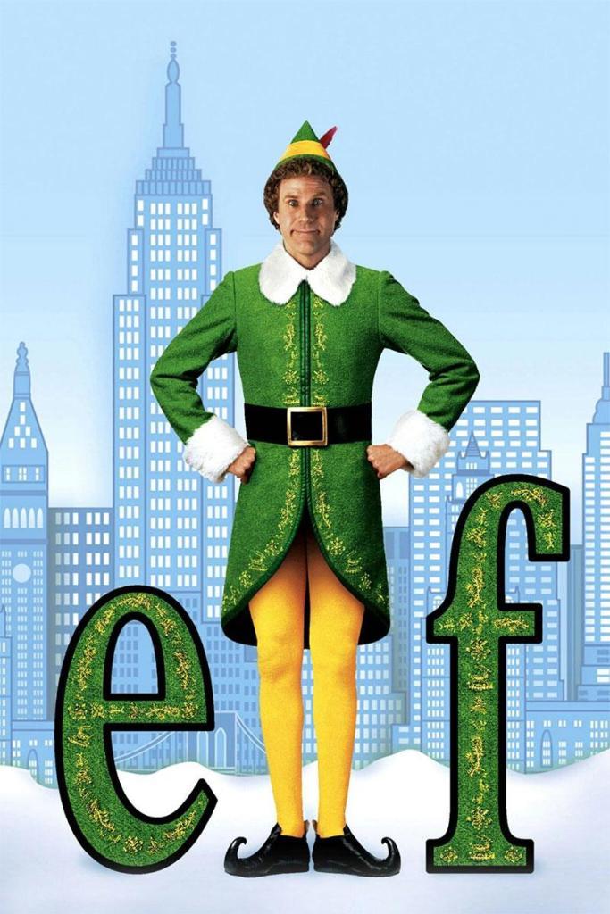 Elf - 25 Best Christmas Movies