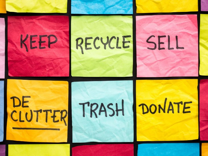 Storage & Organization Tips   Declutter to Organize