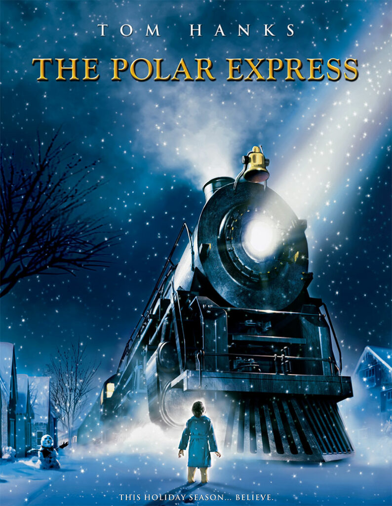 The Polar Express Christmas Movie