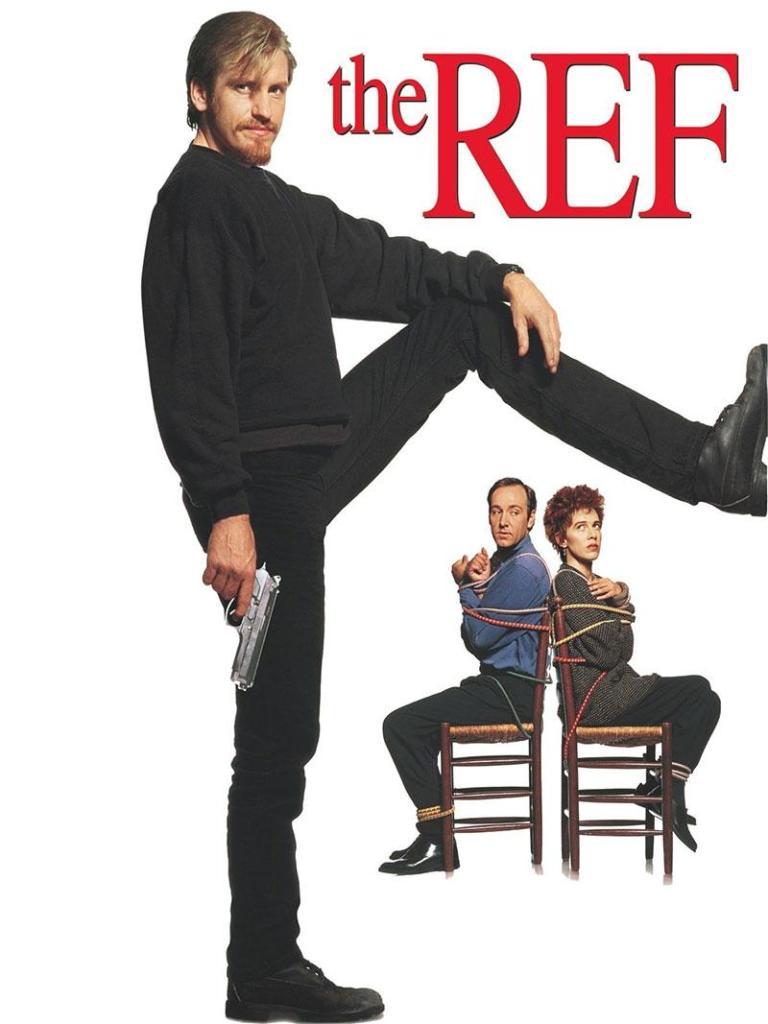 The Ref Christmas Movie