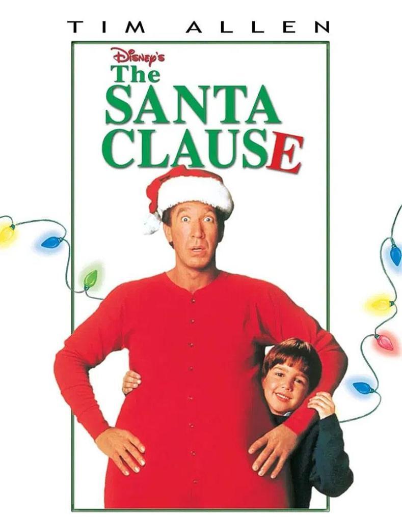 The Santa Clause Christmas Movie