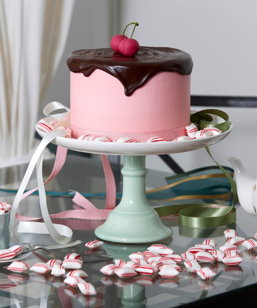 A Birthday Cake with a Cherry On Top