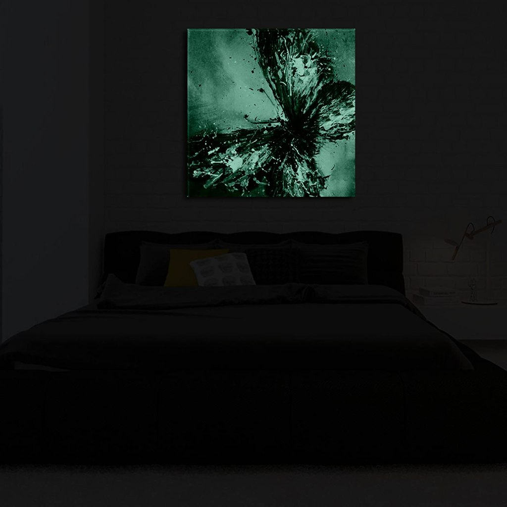 Startonight Dual View Canvas Wall Art Night View