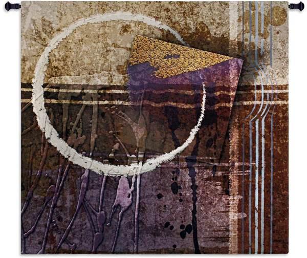 Vibration 53 X 53 Woven Tapestry Decor Art Home