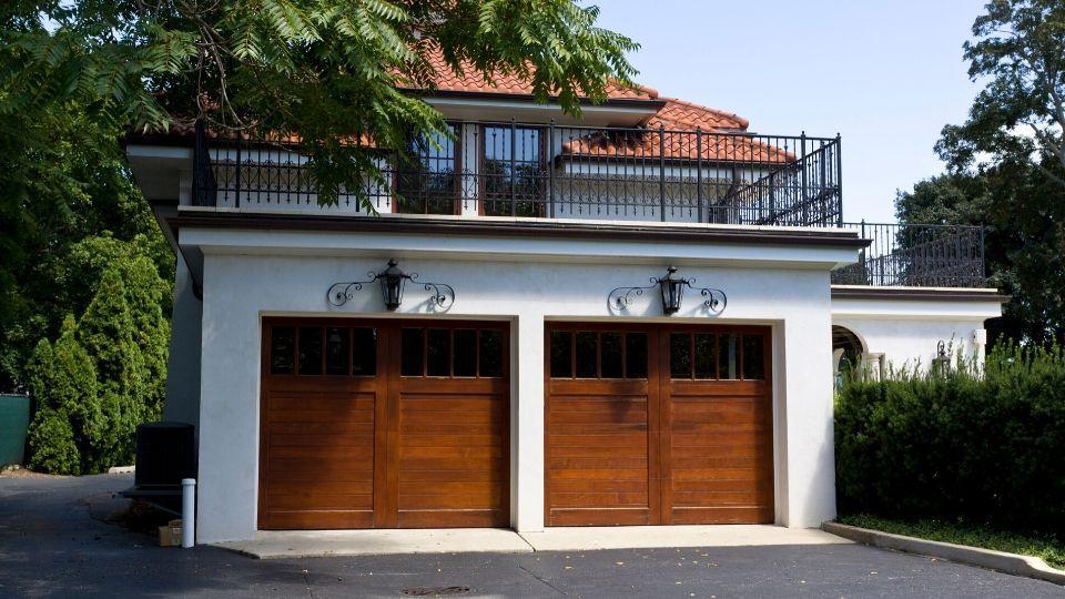 Update the Garage Doors