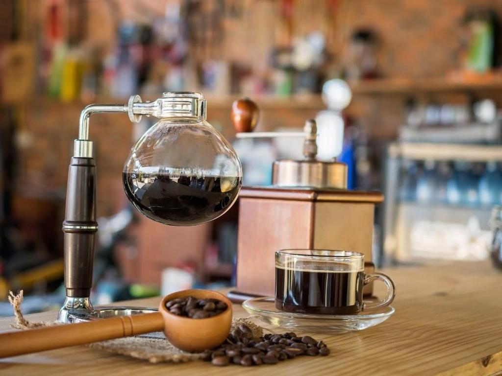 Delicious Vacuum Coffee