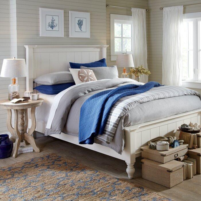 Nautically Decorated Bedroom
