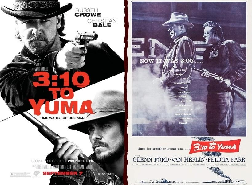 310 to Yuma Movie Remake vs Original