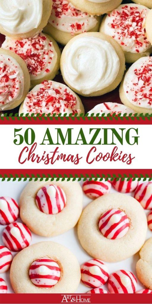 50 Amazing Christmas Cookie Recipes