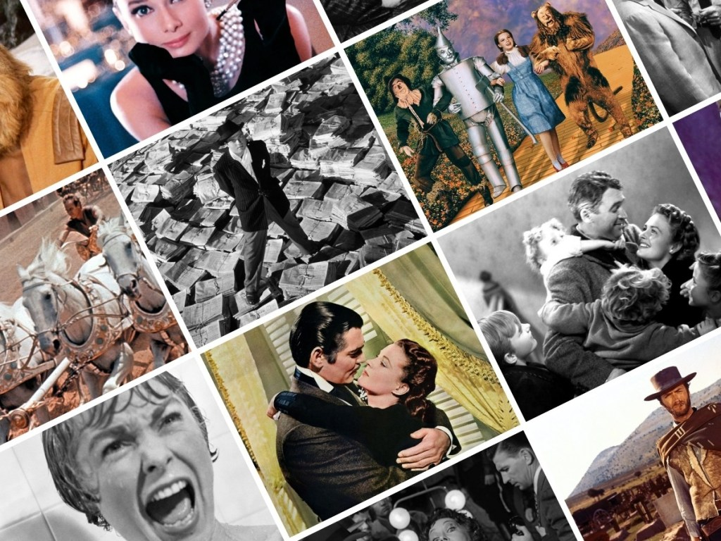 50 Classic Movies Over 50