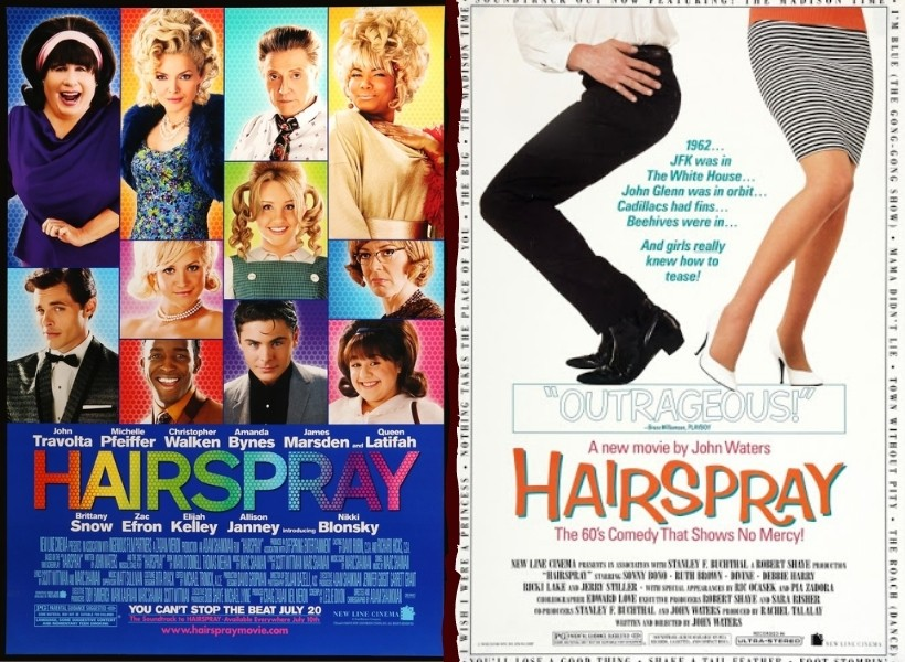 Hairspray Original vs Remake