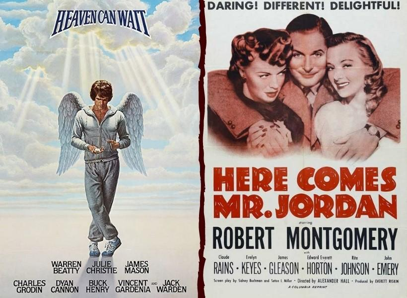 Heaven Can Wait (1978) vs Here Comes Mr. Jordan (1941)