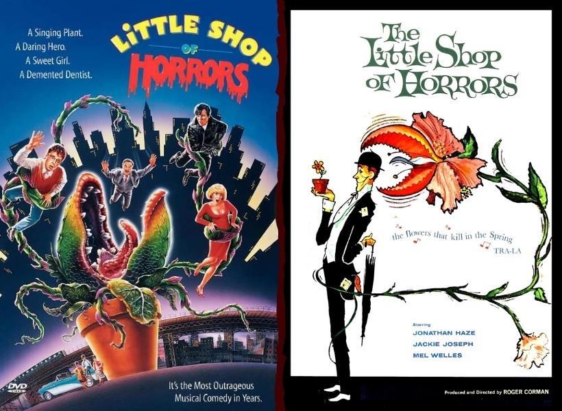 Little Shop of Horrors Remake vs Original