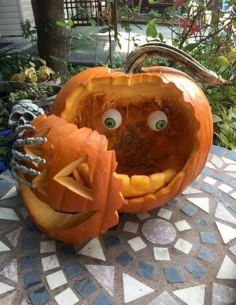 Pumpkin Face Off
