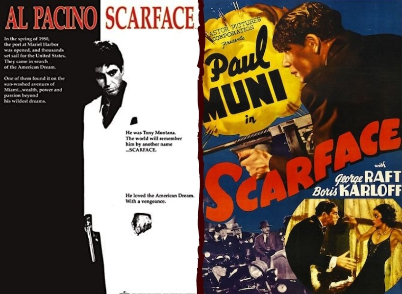Scarface Movie Remake vs Original