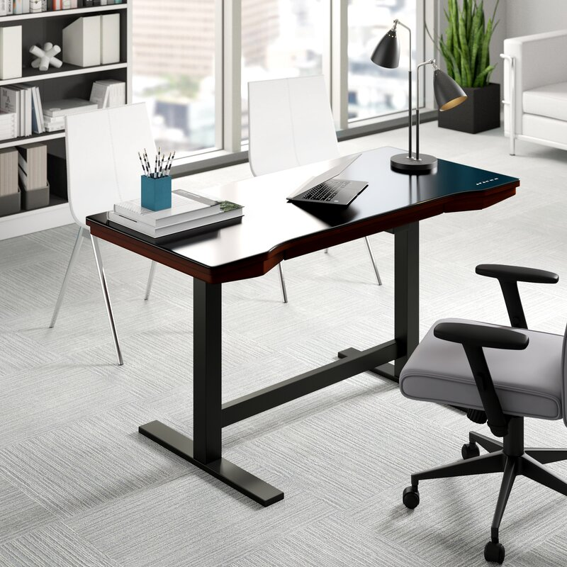 Tedford Height Adjustable Sit and Stand Desk