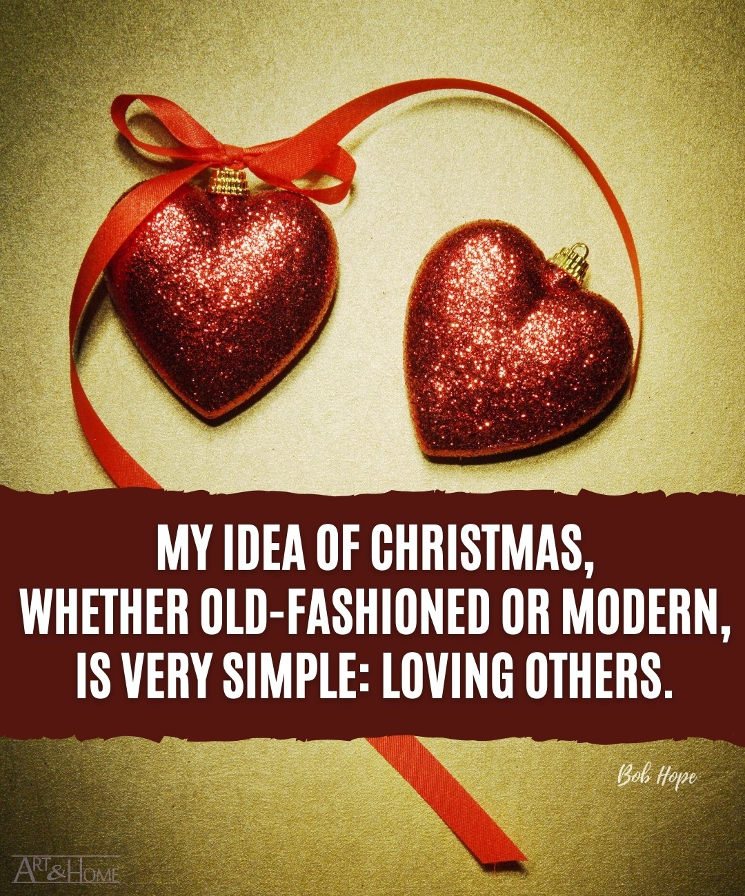 Bob Hope Quote About Christmas