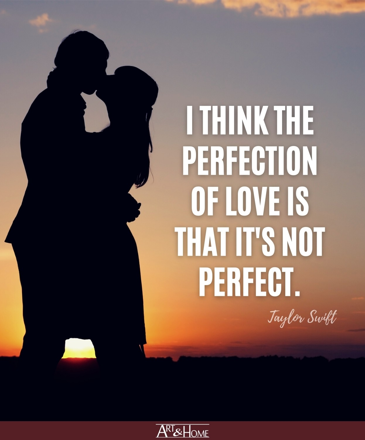 Taylor Swift Love Quote