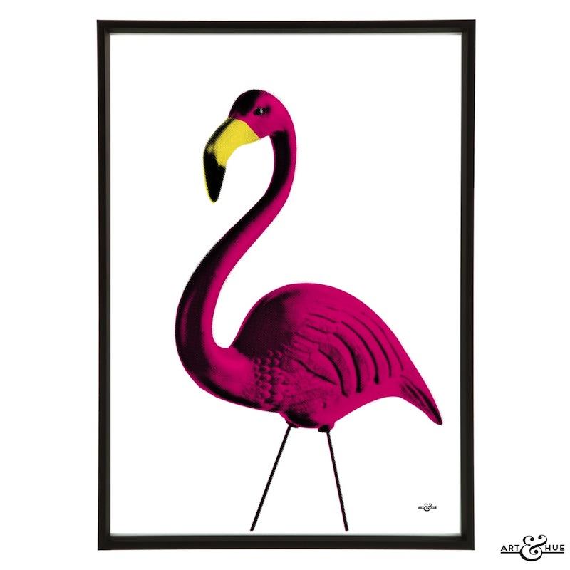 Retro Kitsch Garden Group  Graphic Pop Art  Art  Hue