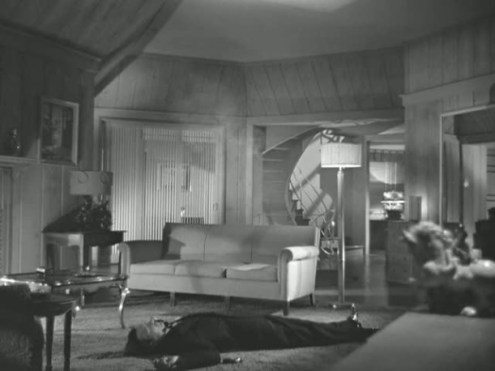 Mildred Murder Scene
