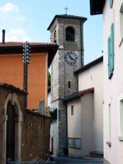 Tremona village