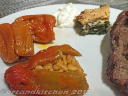 Stuffed dried Peppers6