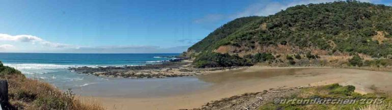 To Otway National Park 1