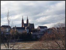 Basel Walking Tour January 2015 _ Münster 1