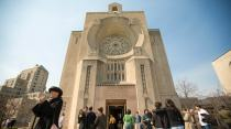 Madonna della Strada Chapel at Loyola University Chicago. Photo from LUC website.