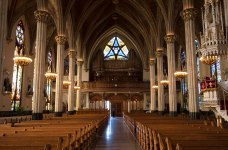 Sweetest Heart of Mary Church (Detroit, MI). Photos provided by Tony Ziebron, a parishoner of the parish.