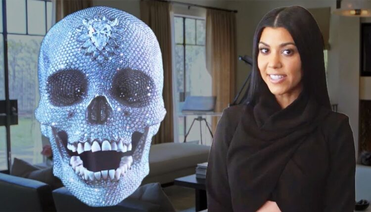 Inside Kourtney Kardashian's Home | Architectural Digest ...