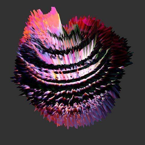 audio reactive sphere