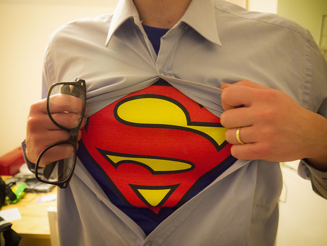 How I Saved the Day: an Unsung Superhero on a Sunday Afternoon
