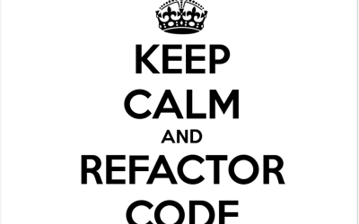 Why Refactor?