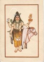 Lord-Shiva-Miniature for sale from artnindia_com