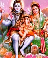 Siva_Parvati_Ganesha