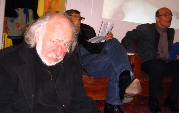 One+One 2010, Débat, Fox (Lionel Magal), Buddy Chessman et Hervé Scavone