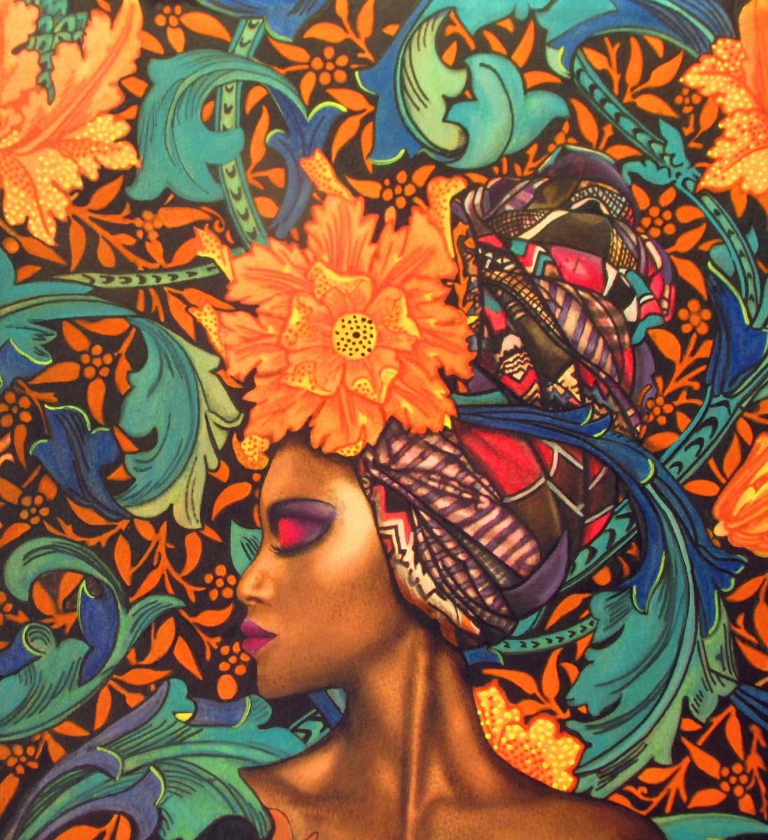 Art Exhibit - In Honor Of Black History