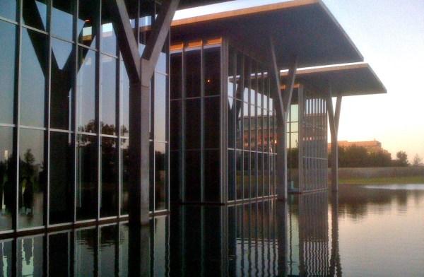 Modern Art Museum Tadao Ando Fort Worth